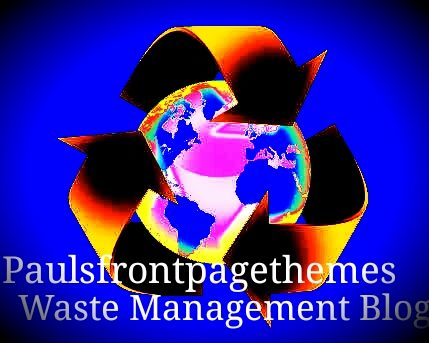 Paul's Waste Management Blog